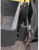 Szufla hydrauliczna do wózka widłowego na karetkę