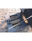 Szufla hydrauliczna do wózka widłowego na widły
