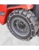 Łańcuchy przeciwśniegowe rozmiar 23x10-12 7mm