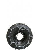 Łańcuchy przeciwśniegowe do wózka widłowego