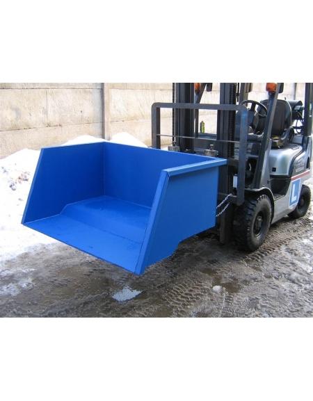 Szufla mechaniczna do wózka widłowego