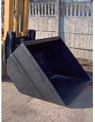 Szufla hydrauliczna do wózka widłowego