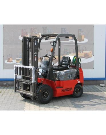 Wózek widłowy NOWY HC 1,5 T LPG